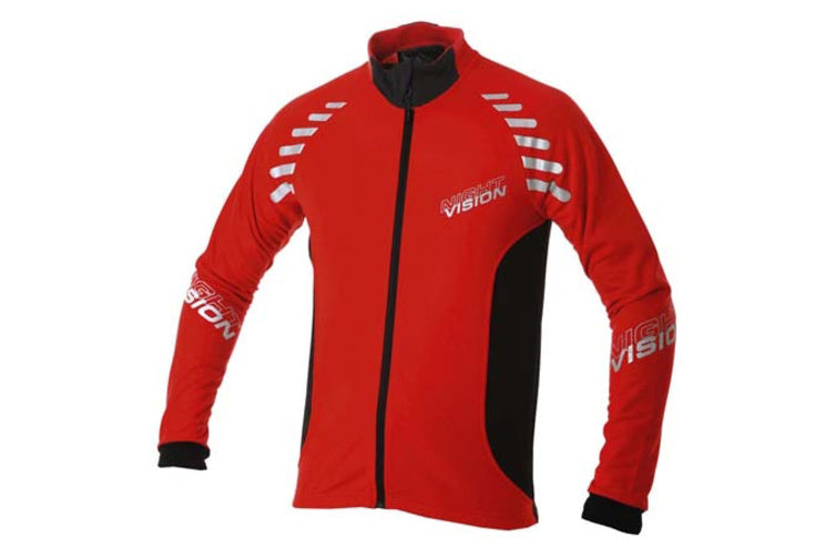 Altura Night Vision Long Sleeve Jersey Men's Red