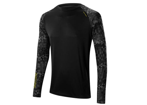 2016 Altura Phantom Long Sleeve Cycling Jersey Black