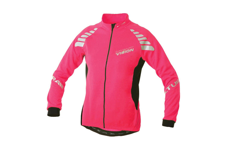 Altura Night Vision Long Sleeve Jersey Women's Raspberry