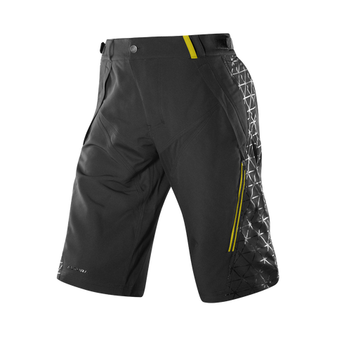 2017 Altura Attack Three 60 Baggy Outer Shorts Black