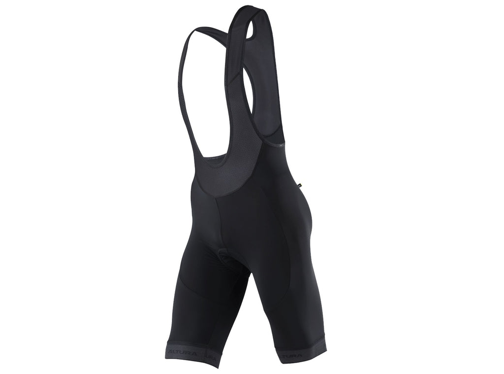 2018 Altura Progel 3 Bib Shorts Black