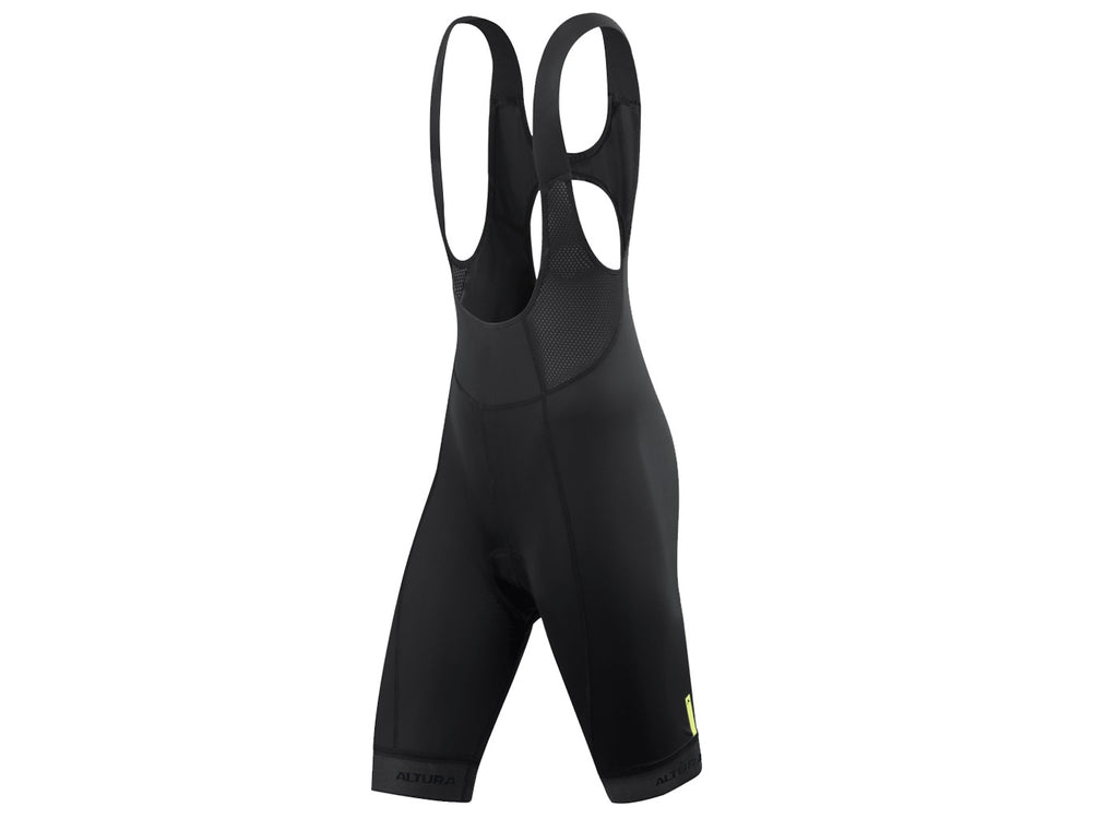 2018 Altura Womens Progel 3 Bib Shorts Black