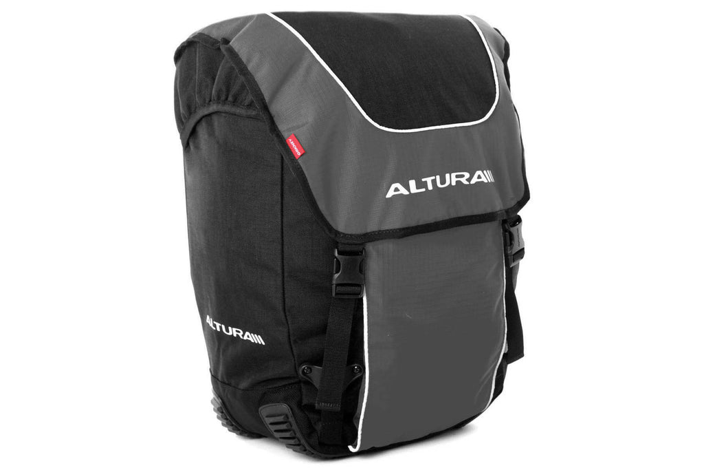 Altura Orkney 56 Litre Waterproof Panniers in Grey
