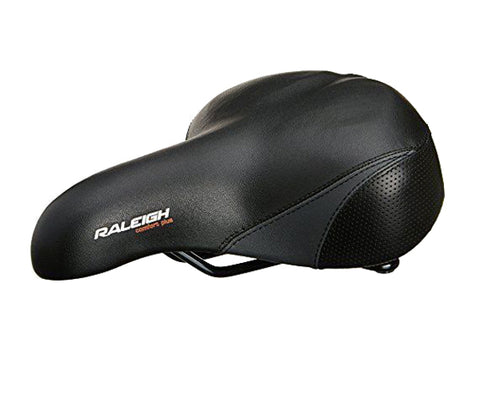 Raleigh Comfy Classic Unisex Relaxed Gel Comfort Bicycle Saddle