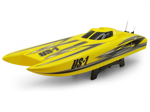 Joysway US.1 v3 Brushless RTR Catamaran RC Boat 2.4GHz