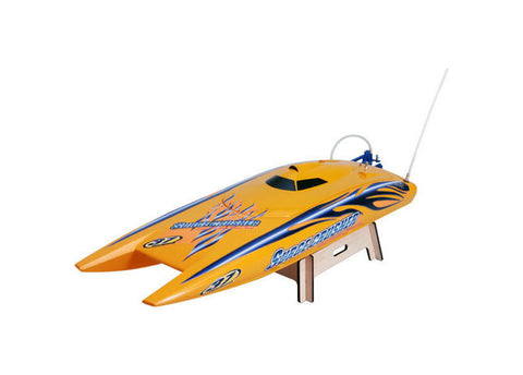B-Grade Joysway Surge Crusher RTR Brushless RC Boat 2.4GHz