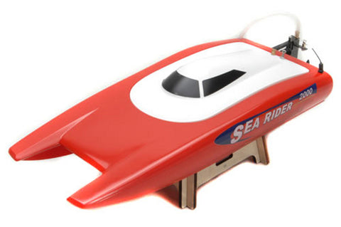 Joysway Offshore Sea Rider 2 RTR RC Boat 2.4GHz Red