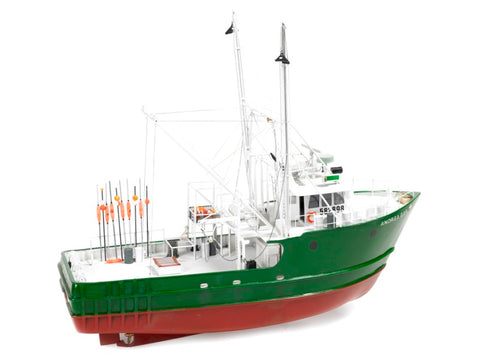 Billing Boats Model Kit Andrea Gail Perfect Storm 1:60 scale No.608
