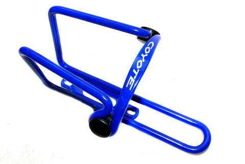 Coyote Alloy Bottle Cage Blue