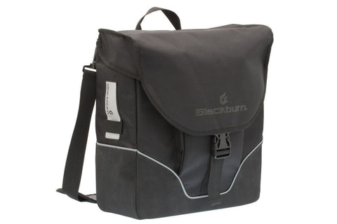 Blackburn EX Deluxe Single Water Repellent Pannier Bag