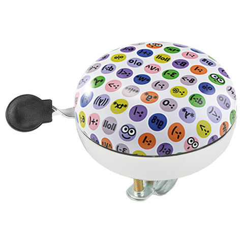 M-Wave Emoticons Maxi Bicycle Bell