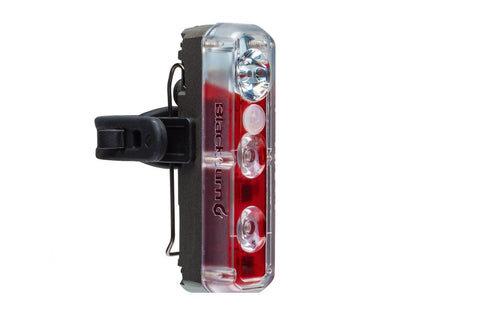 Blackburn 2'FER XL 200/40 Front/Rear LED Rechargeable Bicycle Light