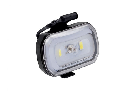 Blackburn Click Front USB Black LED Bicycle Light