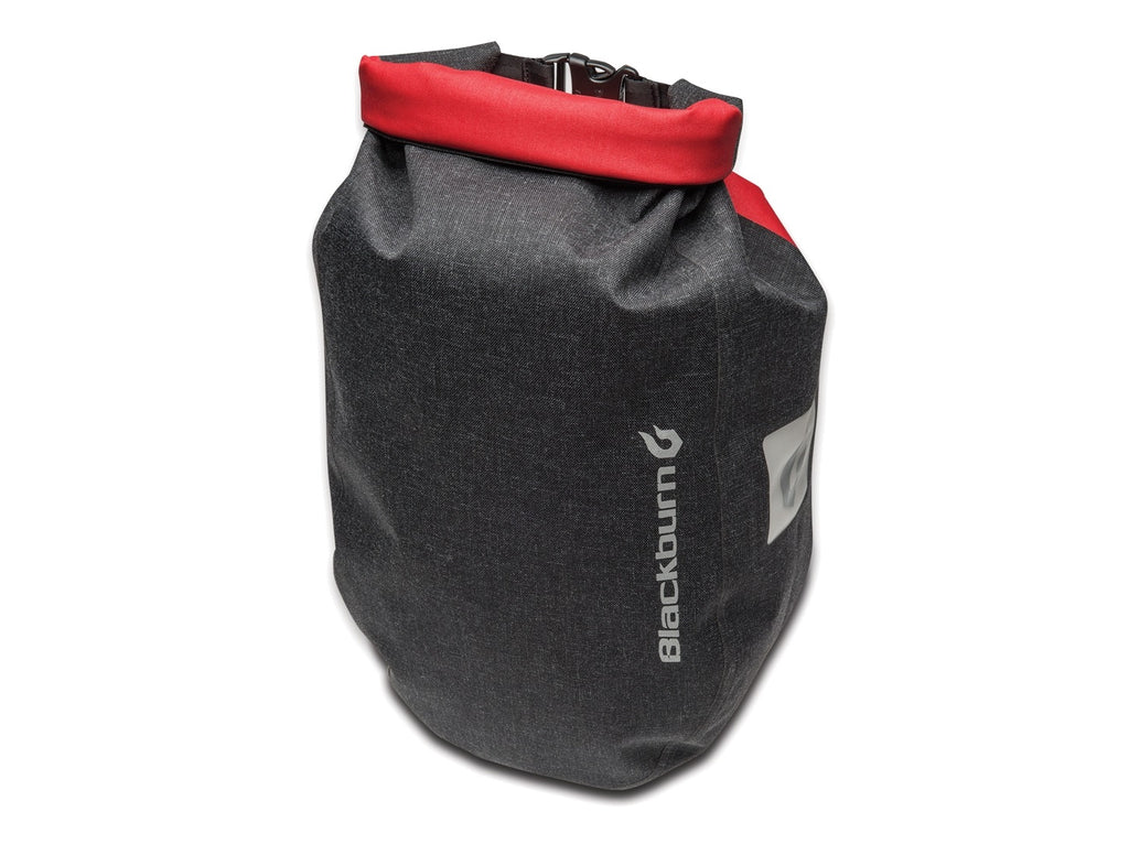 Blackburn Barrier City Single 20L Pannier Bag Roll Top