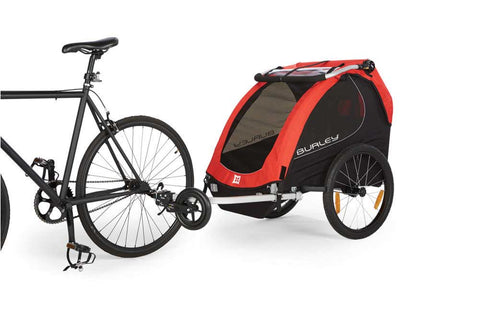 Burley Honey Bee Child Bicycle Trailer