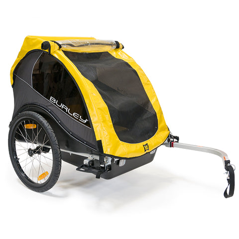 Burley Rental Cub Child Bicycle Trailer