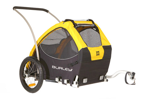 Burley Tail Wagon Pet Dog Folding Bike Trailer