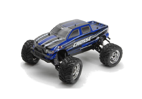 DHK Crosse Brushed 1/10 Monster Truck 4WD EP RTR
