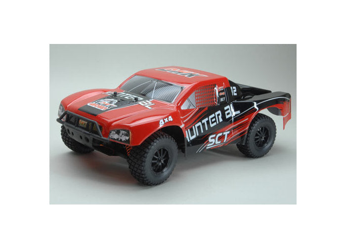 DHK Hunter Brushless EP 4WD RTR 1/10 Scale Short Course Truck