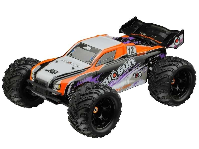 DHK Shogun 1/8 Brushed 4WD EP RTR RC Truck