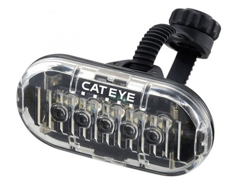 Cateye Omni 5 LED Front Bicycle Light  LD155-F