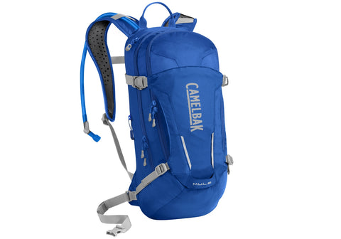 2019 Camelbak 3.0L MULE Hydration Pack in Lapis Blue/Silver