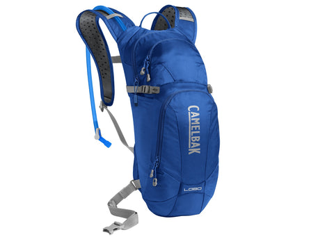 2019 Camelbak 3.0L Lobo Hydration Pack in Lapis Blue/Silver