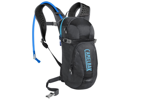2019 Camelbak Womens 2.0L Magic Hydration Pack in Charcoal/Lake Blue