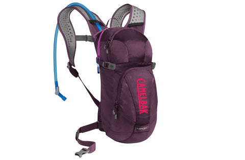 2019 Camelbak Womens 2.0L Magic Hydration Pack in Italian Plum/Diva Pink