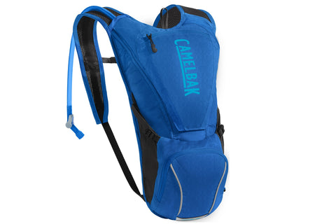 2019 Camelbak Rogue 85oz Hydration Pack in Lapis Blue/Atomic Blue