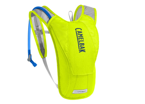 2019 Camelbak 1.5L Hydrobak Hydration Pack in Safety Yellow/Navy