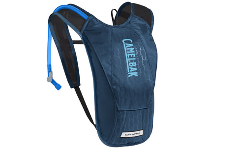 2019 Camelbak 1.5L Charm Hydration Pack in Gibraltar Navy/Lake Blue