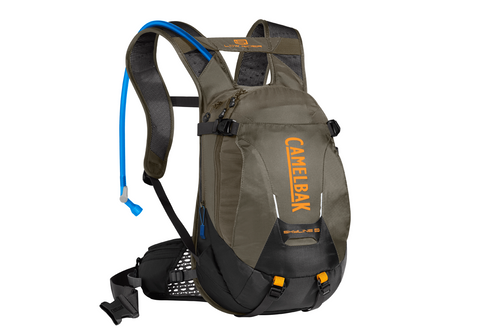 2019 Camelbak 3L Skyline 10 Low Rider Hydration Pack in Shadow Grey/Black