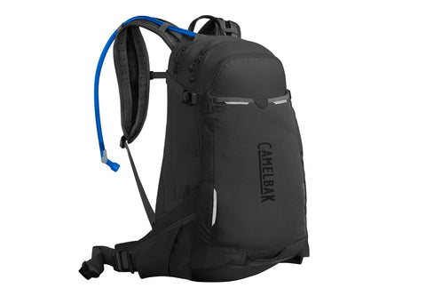 2019 Camelbak 3L HAWG LR 20 Low Rider Hydration Pack in Black