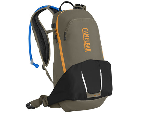 2019 Camelbak 3.0L MULE LR 15 Low Rider Hydration Pack in Shadow Grey/Black