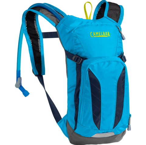2017 Camelbak 1.5L Mini MULE Kids Hydration Pack Atomic Blue