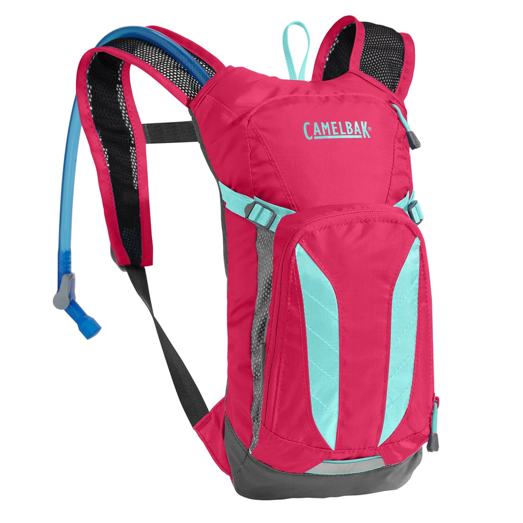 2017 Camelbak 1.5L Mini MULE Kids Hydration Pack Azalea