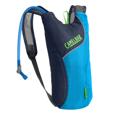 2017 Camelbak 1.5 L Skeeter Kids Hydration Pack in Atomic Blue