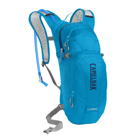 2017 Camelbak 3.0 L Lobo Hydration Pack Atomic Blue