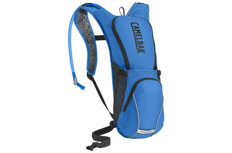 2017 Camelbak 3L Ratchet Hydration Pack in Carve Blue