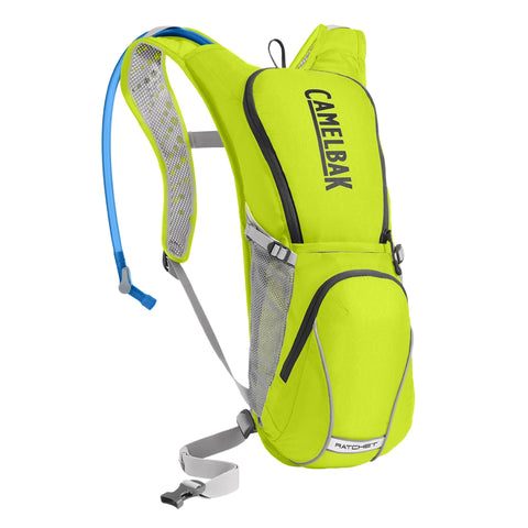 2017 Camelbak 3L Ratchet Hydration Pack Lime Punch
