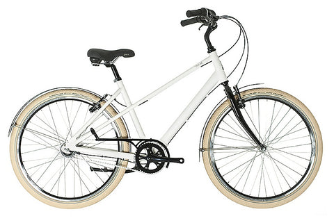 "B Grade 2015 Raleigh Chloe 18"" Ladies 3sp Clasic Roadster Bike"