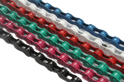 "Coyote Single Speed Chain 1/2"" x 1/8"