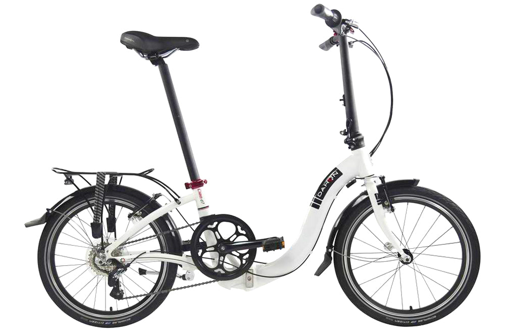 2017 Dahon Ciao D7 Folding 7 Speed Bike 13.9 Kg