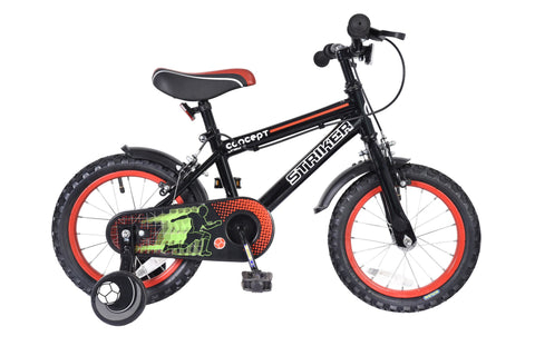 "Concept Striker 14"" Wheel Boys Bicycle"