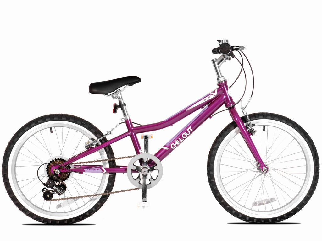 "Concept Chillout 20"" Wheel Girls Mountain Bike"