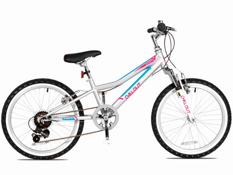 "B Grade Concept Chillout FS 20"" Wheel Girls Bicycle"