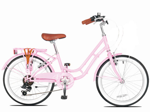 "B Grade Concept Belle 20"" Wheel Girls Bicycle"
