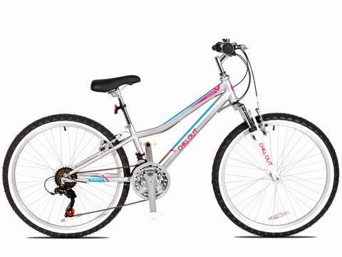 "Concept Chillout FS 24"" Wheel Girls Bicycle"