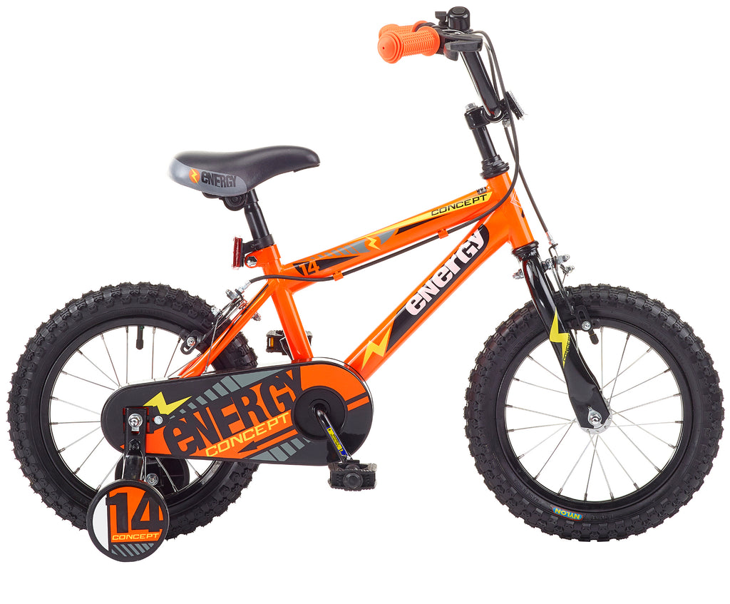 "Concept Energy 12"" Boys Mountain Bike"